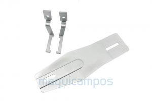 Kit Pinças Mosquear (6x32mm)<br>Juki LK1900